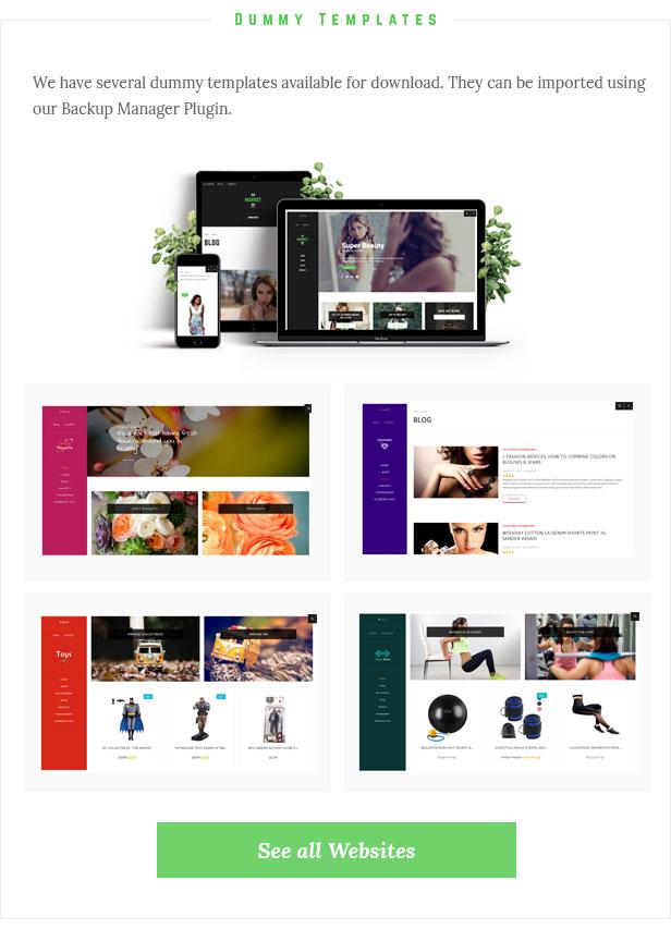 The Market - WooZone Affiliates Theme - 2