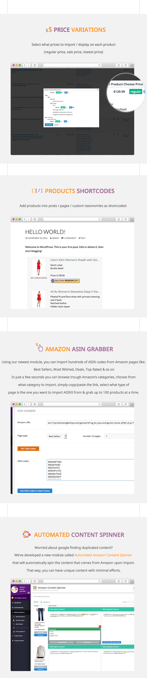 WooCommerce Amazon Affiliates - WordPress Plugin - 47