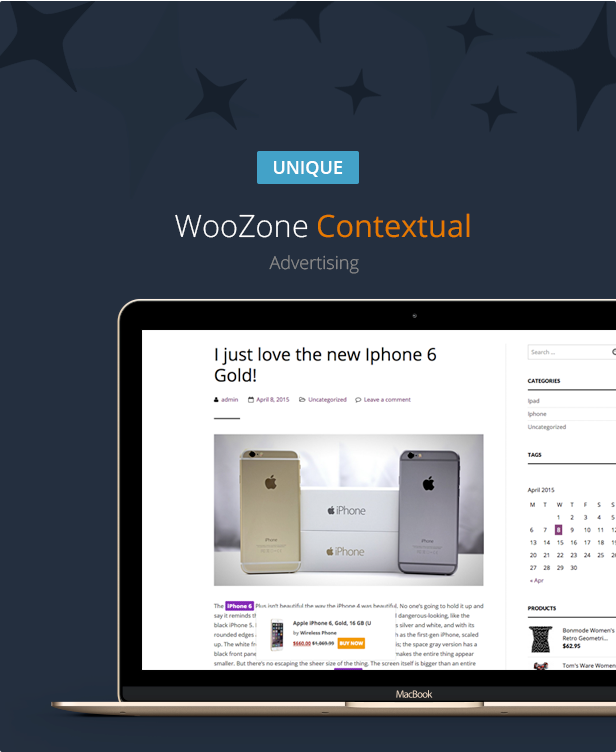 WooZone - Amazon Contextual Recommendations Plugin