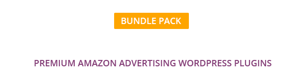 WooZone - Amazon Associates Bundle Pack - 3