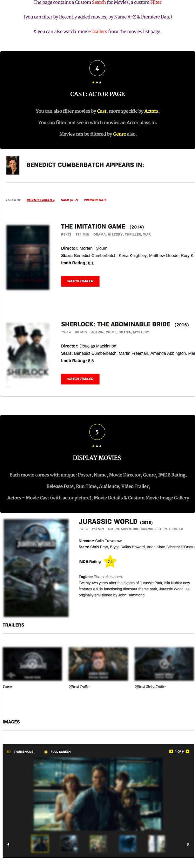 Wordpress Movies Bulk Importer - 8 Wordpress Movies Bulk Importer - cast - Wordpress Movies Bulk Importer
