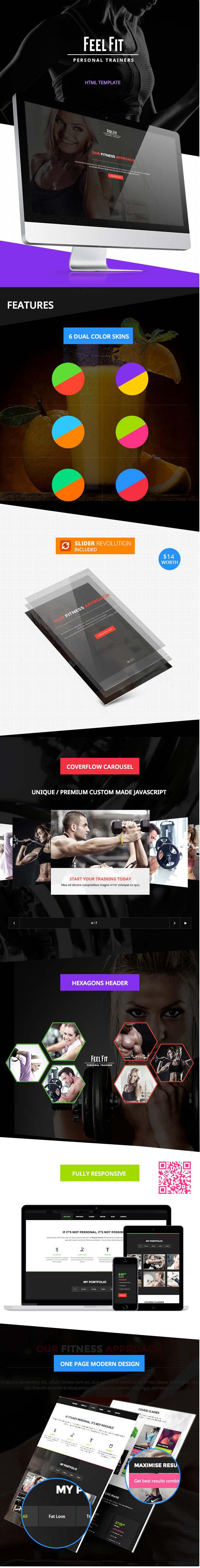 Personal Trainer - One Page HTML5 Template - 3 [object object] - personaltrainer - Personal Trainer – One Page HTML5 Template