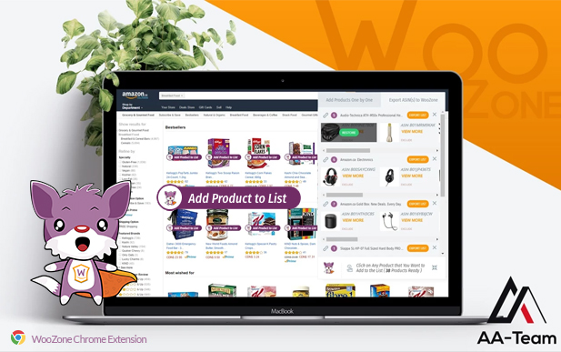 WooCommerce Amazon Affiliates - WordPress Plugin - 20