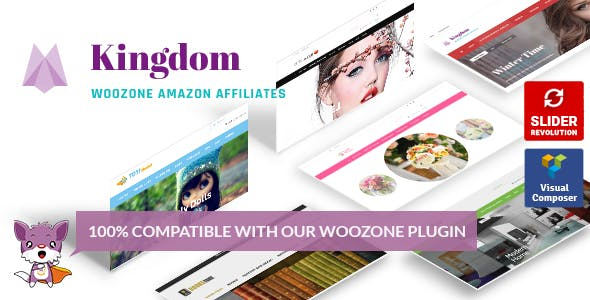 Kingdom – WooCommerce Amazon Affiliates Theme