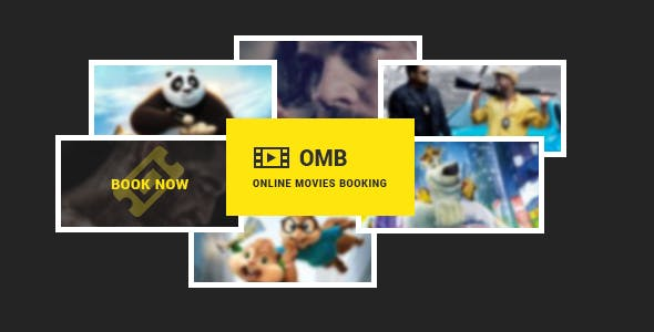 OMB – Online Movies Booking