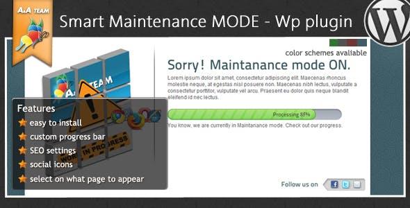 Maintenance Mode – WordPress Plugin