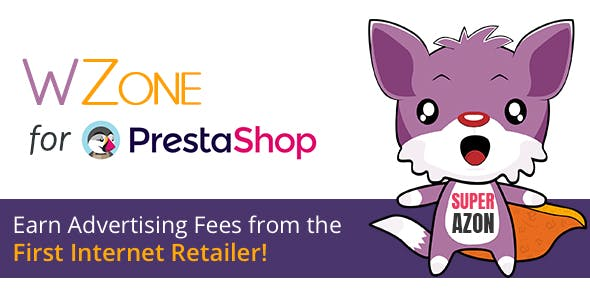 WZone for Prestashop – Amazon Affiliates Module