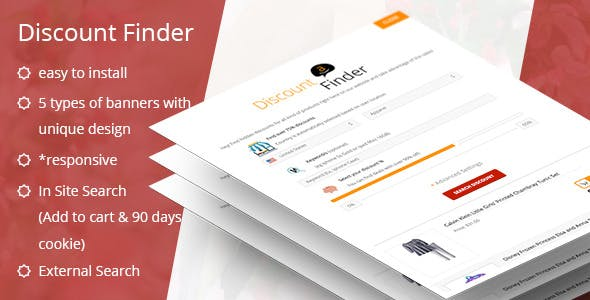 ADF – Amazon Discount Finder for WordPress