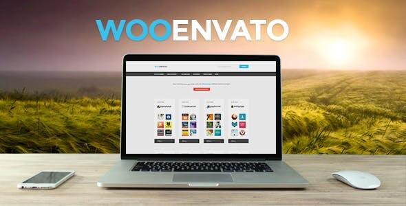 Woocommerce Envato Affiliates – WordPress Plugin