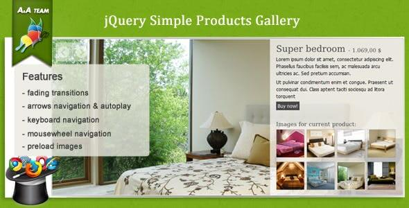 jQuery Simple Product Gallery