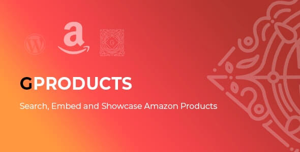 GProducts – Amazon Affiliates Products Boxes Block